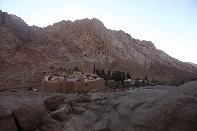 Egypt reopens ancient monastic library in Sinai after renovations