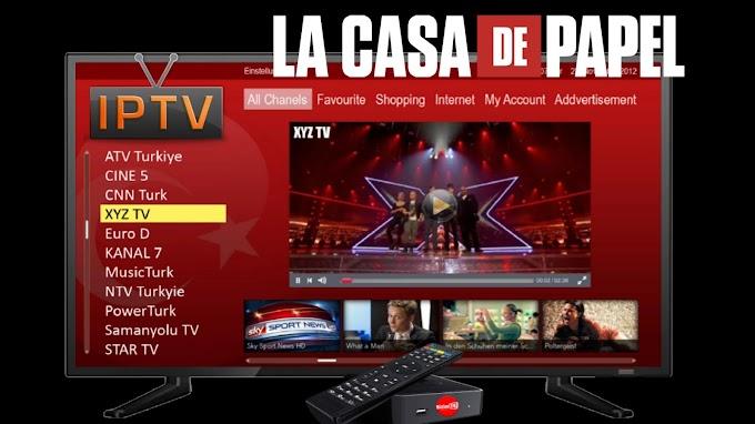 IPTV 2020 FILM SÉRIES MUSIQUE RADIO ET PLUS DE 2000 CHAINES