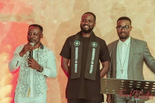 FOGMMON Awards: Ikechukwu Anyanwu, DCN Chike Okafor, Iyke Anyanwu, Pst Afoaku, Others Honoured