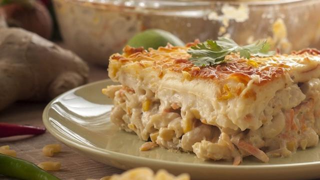 Macaroni Schotel Recipe