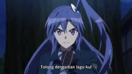 Senki Zesshou Symphogear XV Episode 9 Subtitle Indonesia