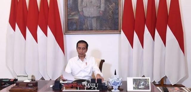 Maaf, Minggat Tidaknya Corona dari Indonesia ya Tergantung Jokowi