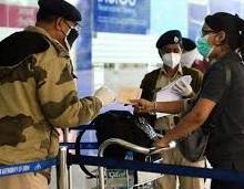 Coronavirus:मुम्बई एयरपोर्ट पर तैनात CISF के 11 जवान कोरोना से संक्रमित