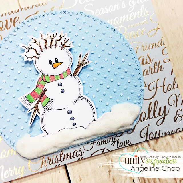 ScrappyScrappy: [NEW VIDEO] Winter and Fall cards with Unity Stamp #scrappyscrappy #unitystampco #winter #christmas #snowman #snowglobe #kaisercraft #copic #gellyroll #snowflakepaste #primamarketing #sizzix #timholtz #texturedfades #youtube #quicktipvideo #processvideo