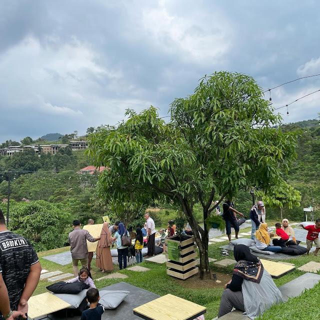 Harga Menu di Desa Jongkon Sentul Bogor