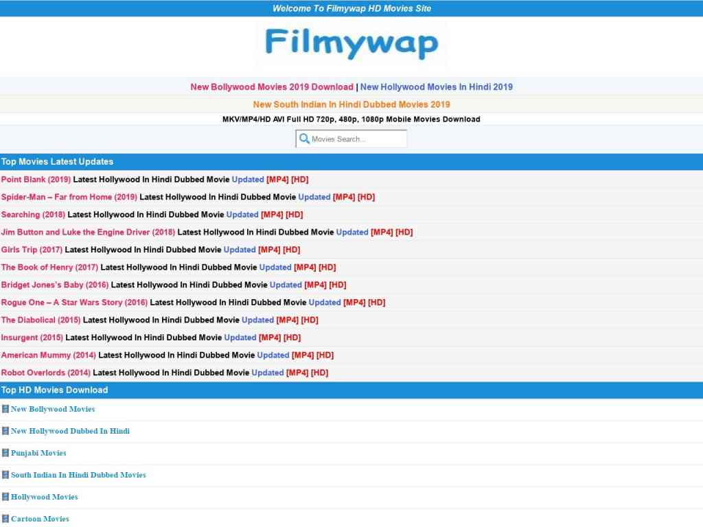 FilmyWap Free Download