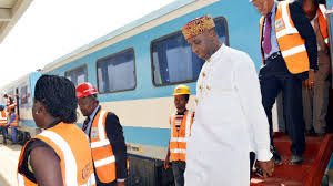 Boosting Nigeria's rail system Posted By: Dele Agekamehon: