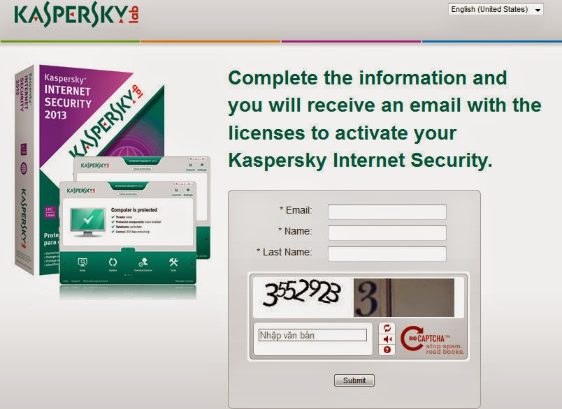 Top Five Kaspersky Internet Security 2013 Free Download