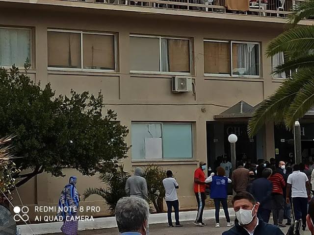 Μέχρι τις 8 Ιουνίου παρατείνεται η καραντίνα στην δομή φιλοξενίας στο Πόρτο Χέλι