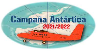 Campaña Antártica 2021/2022