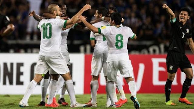 Arabia Saudita busca terminar las eliminatorias Asia Rusia 2018 con éxito y volver a un mundial de futbol