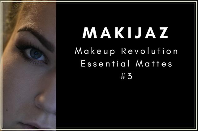 Makijaż - brąz - Makeup Revolution