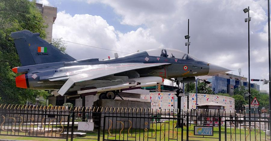 Tejas Fighter Jet - LCA