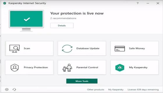 تحميل مجاني Kaspersky Total Security 2019