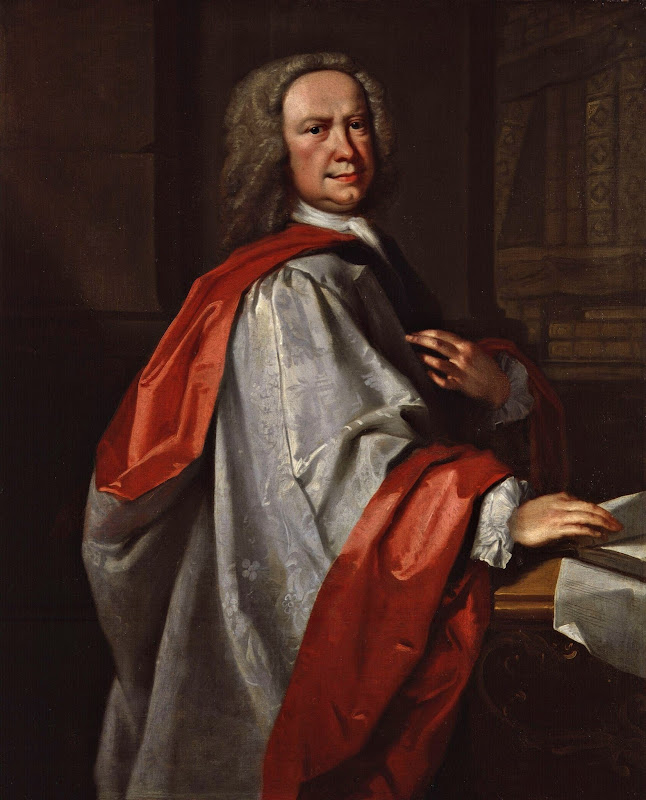 Thomas Hudson - John Christopher Pepusch