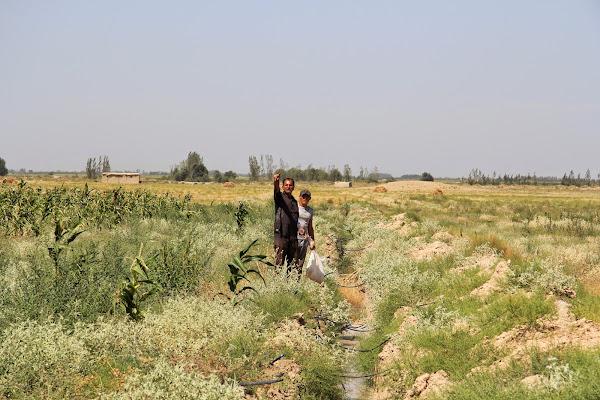 Ouzbékistan, Hazrat-Davoud, Saad, © L. Gigout, 2012