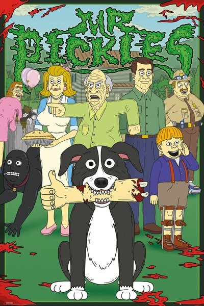 Mr. Pickles Temporada 1, 2 y 3 Latino 1080p