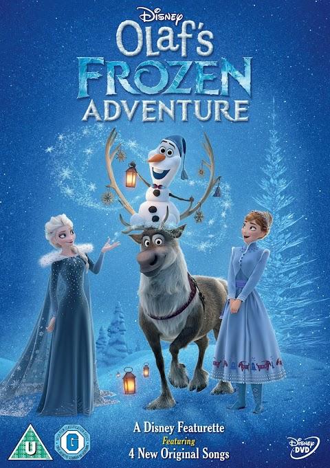 Aventura e ngrirë e Olafit (Olaf's Frozen Adventure) Dubluar ne shqip