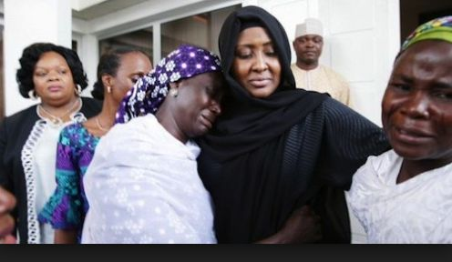 Chibok Parents Bypass #BBOG Campaigners, Seek Audience With Buhari