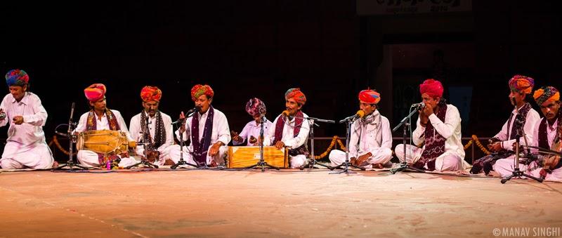 Langa Gayan from Rajasthan