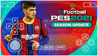 Download PES 2021 PPSSPP Best Graphics Chelito Update Savedata V2 & Latest Transfer
