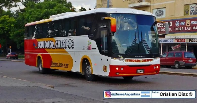 Horarios Ciudad de Crespo