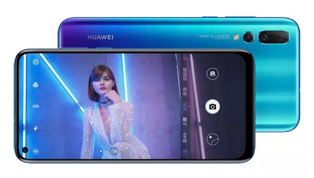 huawei-nova-4 blue
