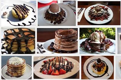 Resep Pancake Coklat Sederhana