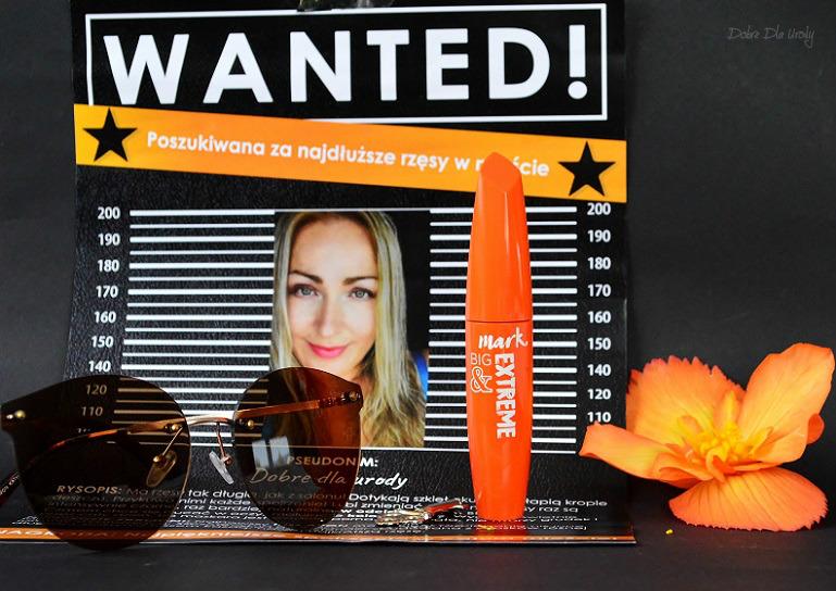Avon Mark Big & Extreme Mascara -pogrubiająco-wydłużający tusz do rzęs recenzja