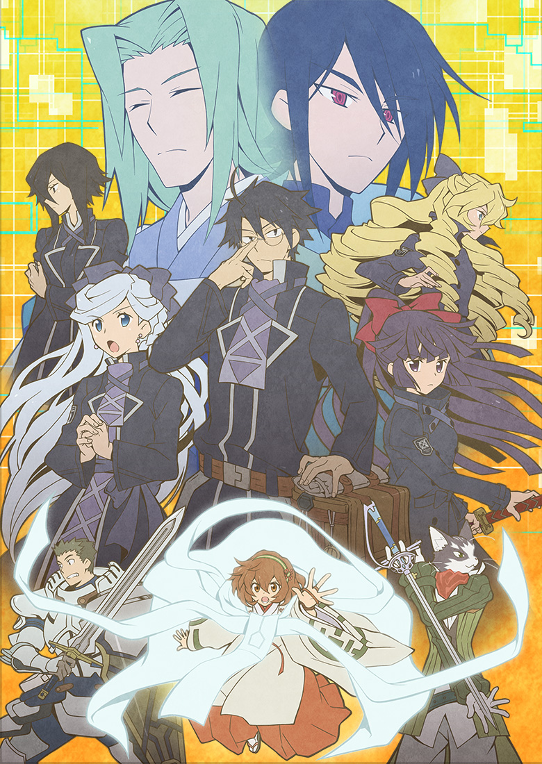 Log Horizon: Entaku Houkai,Log Horizon: Destruction of the Round Table,لوغ هورايزون