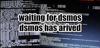 Solving Of Waiting For DSMOS or DSMOS Has Arived