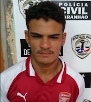 """Polícia Civil prende acusado de matar """"Temir do Clube"""" em Lago dos Rodrigues"""