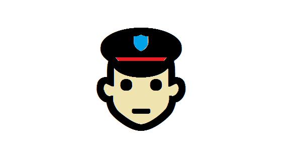 Klavyede Polis 👮 Emojisi Nasıl Yapılır
