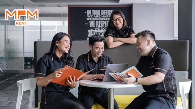 Lowongan Kerja Banyak Posisi PT Mitra Pinasthika Mustika Rent Tangerang