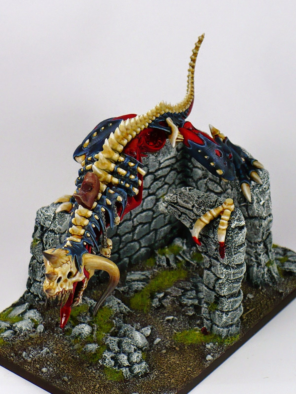 MLBN: Vampire Counts: Zombie Dragon/Terrorgheist Finished!