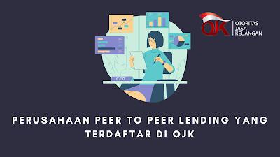 Perusahaan Peer to Peer Lending yang Terdaftar di OJK