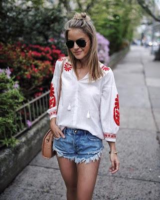 Outfits para ir a un PUEBLO que te haran sentir super cómoda