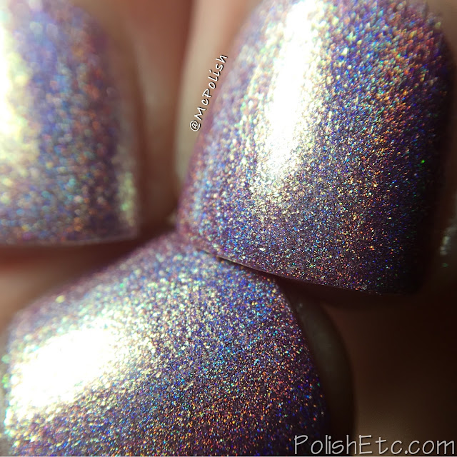 Glitter Daze - Moon Baby Collection - McPolish - Amaris