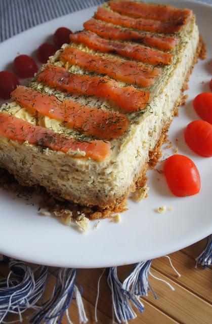 cheesecake sal st m ret citron saumon fum. Black Bedroom Furniture Sets. Home Design Ideas