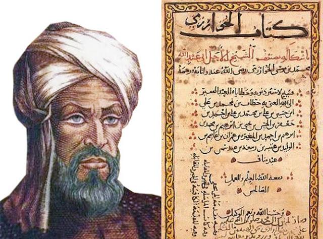 Al-Khawarizm-Matematika