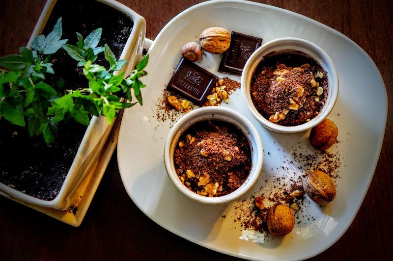 Mus kakaowy z kaszy jaglanej