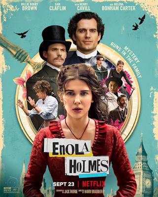 Enola Holmes (2020) full movie download