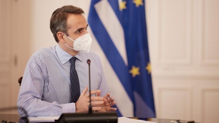 Κυρ. Μητσοτάκης: Στο τέλος της εβδομάδας self test σε λιανεμπόριο, μεταφορές και delivery