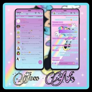 Minnie Theme For YOWhatsApp & NS WhatsApp By Joss
