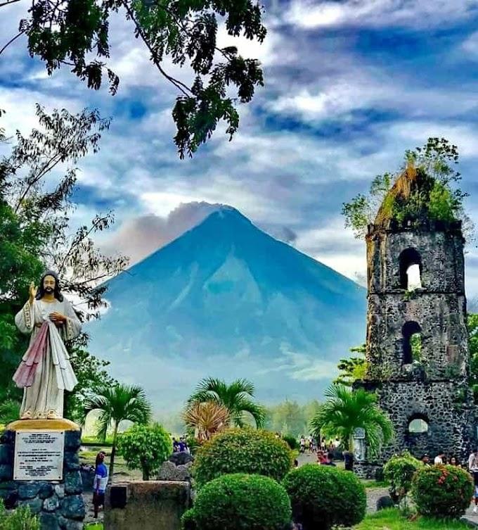 Visit the Beautiful Nature of Albay in Bicol