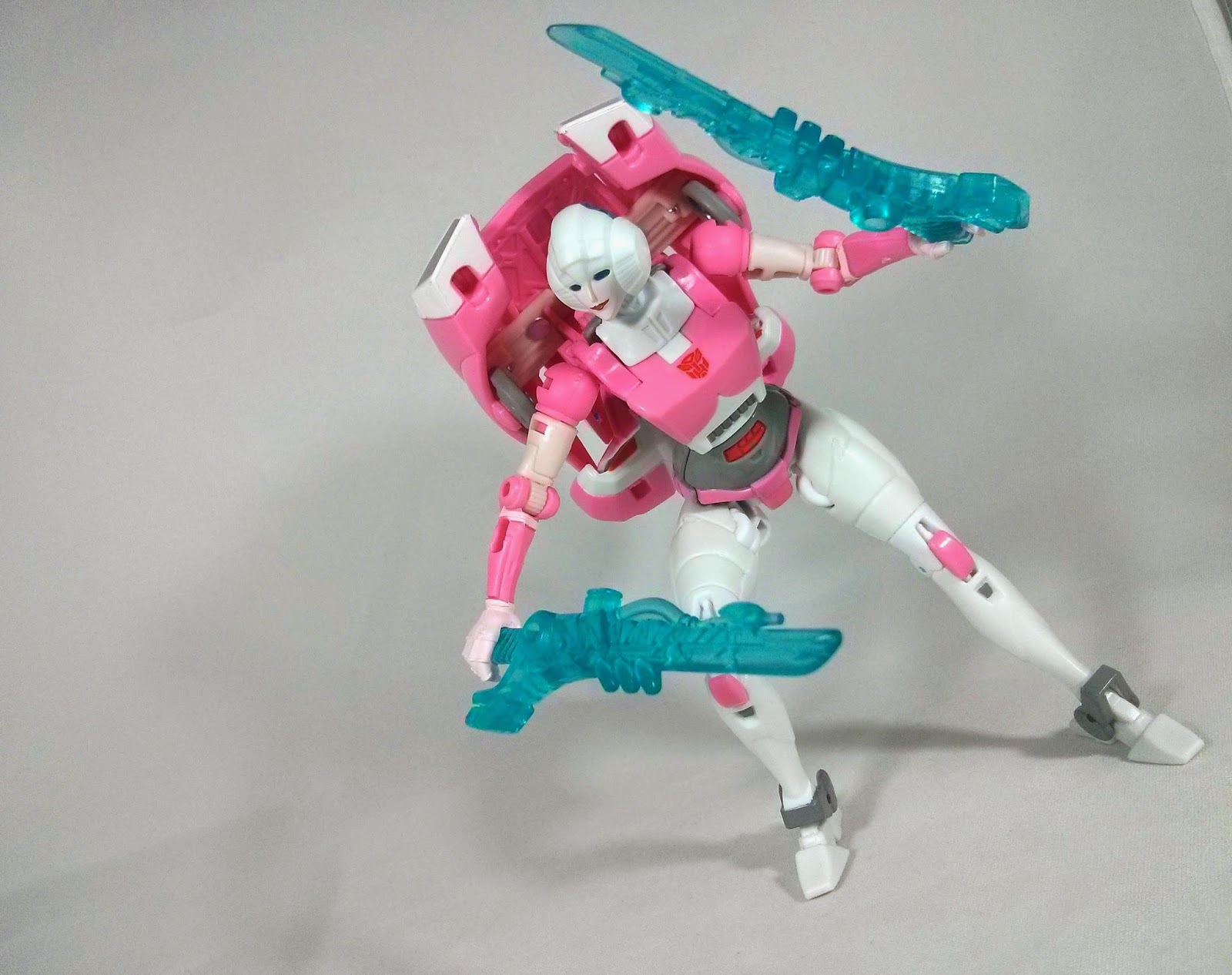 transformers legends arcee sword