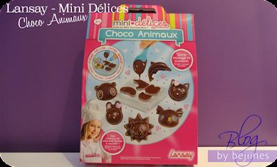 Mini Délices Choco Animaux de Lansay