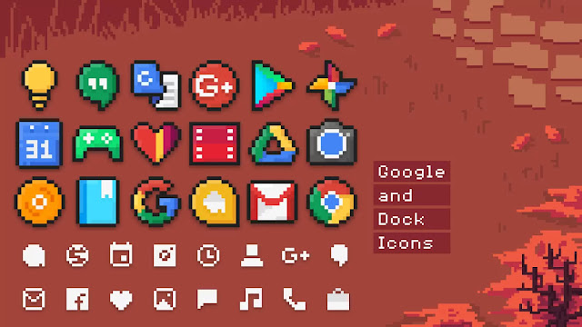 pixbit icon pack apk download