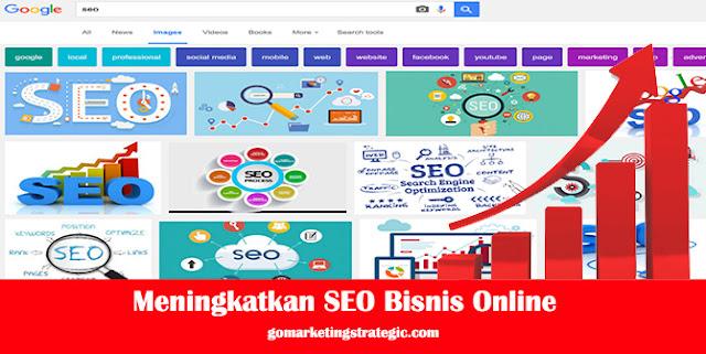 Tips Meningkatkan SEO Bisnis Online