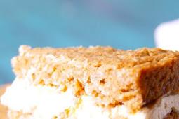 Giant Oatmeal Cream Pie